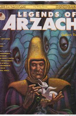 Legends of Arzach #2