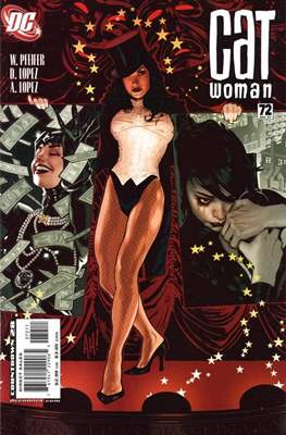 Catwoman Vol. 3 (2002-2008) (Comic Book) #72