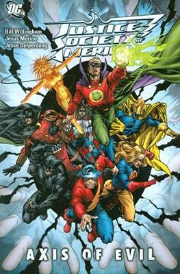 Justice Society of America (2007) (Softcover) #7