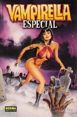 Vampirella especial