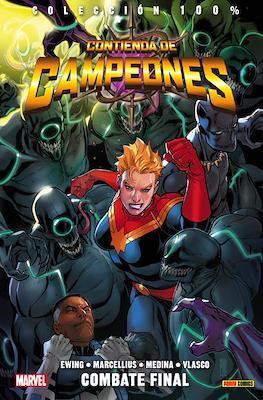 Contienda de Campeones. 100% Marvel (Rústica 184-104 pp) #2