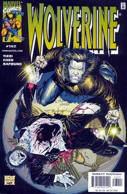 Wolverine (1988-2003) (Comic Book) #162