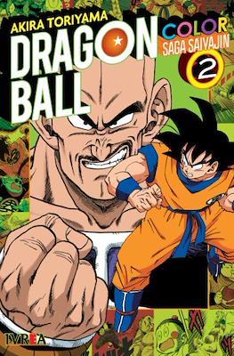 Dragon Ball Color: Saga Saiyajin (Rústica) #2