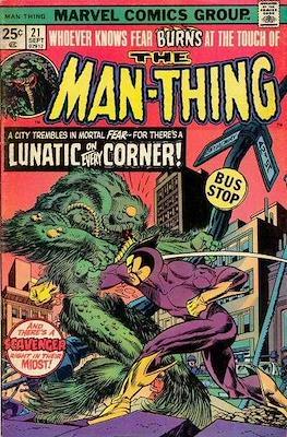 The Man-Thing Vol. 1 (1974-1975) (Comic Book) #21