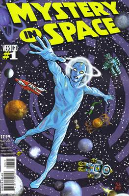Mystery in Space (Comic Book) #1.1
