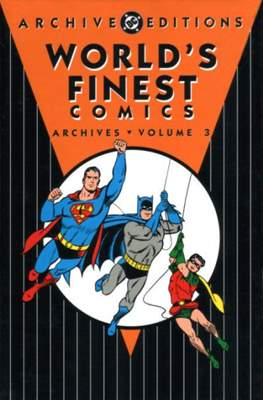 DC Archive Editions. World's Finest Comics #3