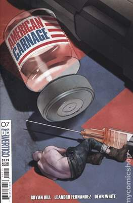 American Carnage (Comic book) #7