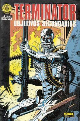 Terminator: Objetivos secundarios. Línea Cómics Books Norma #4