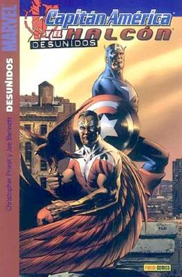 Capitán América y el Halcón (2005-2006) #2