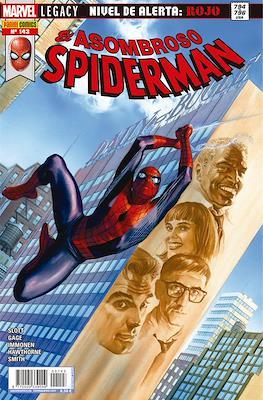 Spiderman Vol. 7 / Spiderman Superior / El Asombroso Spiderman (2006-) (Rústica) #143