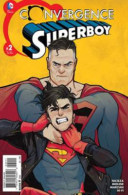 Convergence Superboy (Comic-book) #2