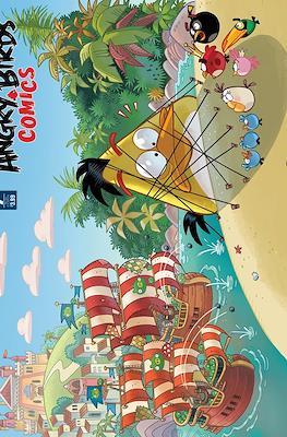 Angry Birds Comics (2016) (Grapa) #7.1