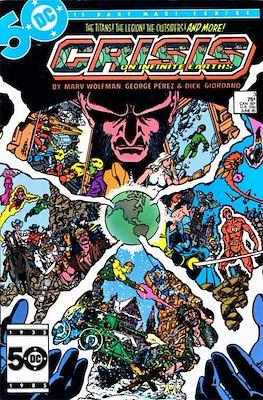 Crisis on Infinite Earths (Comic Book) #3