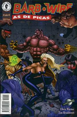 Barb Wire: As de picas (Grapa 28 pp) #4