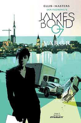 James Bond 007 (Comic-book) #2