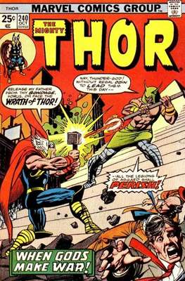 Journey into Mystery / Thor Vol 1 (Comic Book) #240