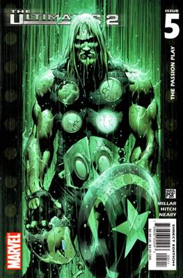 The Ultimates 2 (2004-2006) (Comic-book) #5