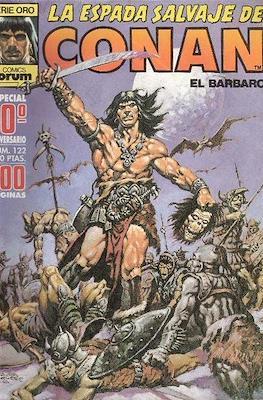 La Espada Salvaje de Conan. Vol 1 (1982-1996) #122