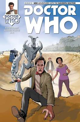 Doctor Who: The Eleventh Doctor (Comic Book) #12