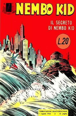 Albi del Falco: Nembo Kid / Superman Nembo Kid / Superman #7