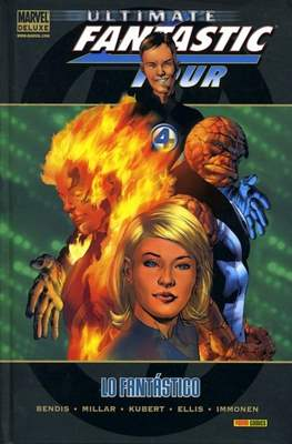 Ultimate Fantastic Four (Cartoné 304 pp) #1