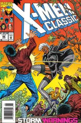 Classic X-Men / X-Men Classic (Comic Book) #84