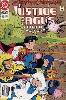 Justice League / Justice League International / Justice League America (1987-1996) (Comic-Book) #65
