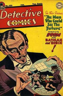 Detective Comics Vol. 1 (1937-2011; 2016-) (Comic Book) #133