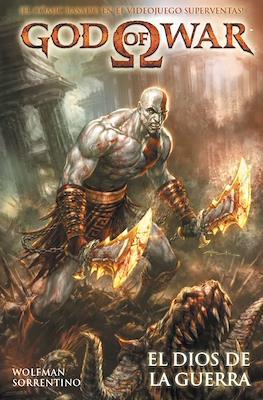 God of War. El Dios de la Guerra