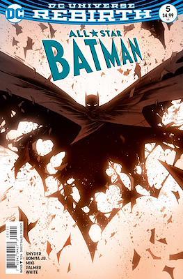 All Star Batman Vol. 1 (Variant Covers) (Comic-book) #5.2