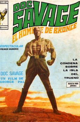 Doc Savage. El hombre de bronce