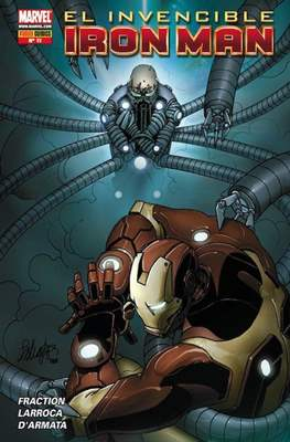 El Invencible Iron Man Vol. 2 (2011-) (Grapa - Rústica) #11