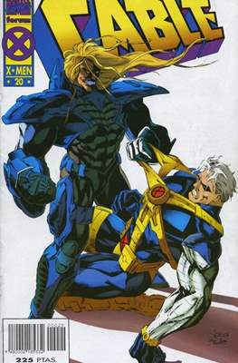 Cable Vol. 1 (1994-1995) #20