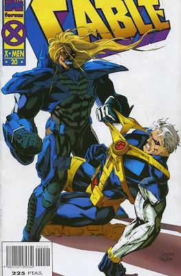 Cable Vol. 1 (1994-1995) (Grapa 32 pp) #20