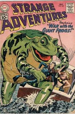 Strange Adventures (Comic Book) #130
