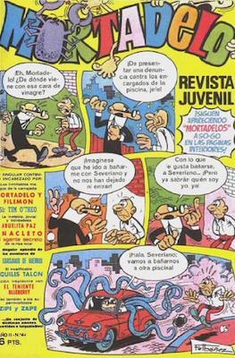 Mortadelo (1970) (Grapa) #44