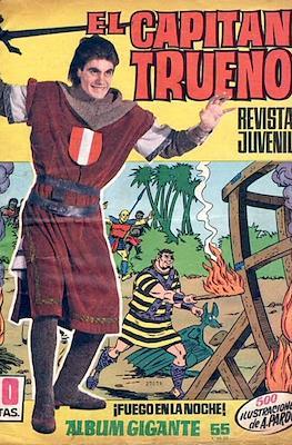 El Capitán Trueno. Album gigante (Grapa 32 pp) #55