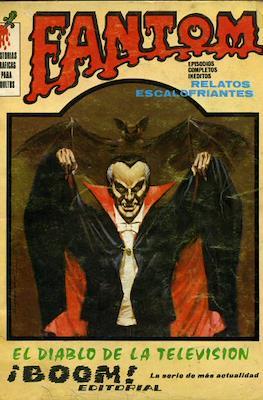 Fantom (1972-1974) (Grapa 64 pp) #3