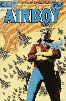 Airboy (1986-1989) #7