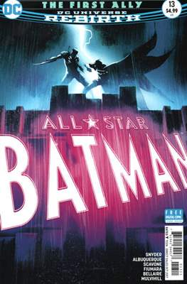 All Star Batman vol. 1 (2016-2017) (Comic-book) #13