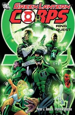 Green Lantern Corps Vol. 2 (Softcover) #3