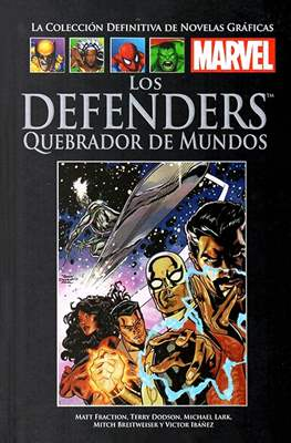 La Colección Definitiva de Novelas Gráficas Marvel (Cartoné) #121
