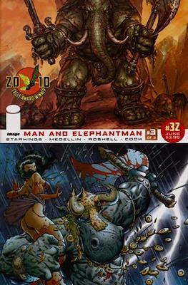 Elephantmen (Grapa) #32