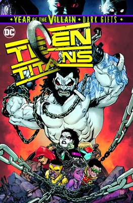 Teen Titans Vol. 6 (2016-) (Comic Book) #33