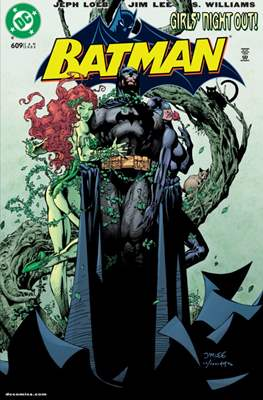 Batman Vol. 1 (1940-2011) (Comic Book) #609