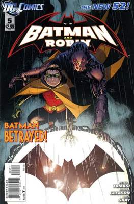 Batman and Robin Vol. 2 (2011-2015) #5