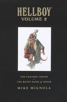 Hellboy Library Edition #2