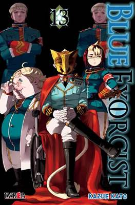 Blue Exorcist (Rústica) #13