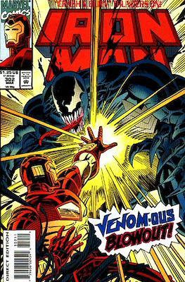 Iron Man Vol. 1 (1968-1996) (Comic book) #302