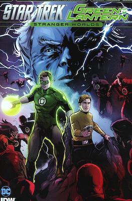 Star Trek Green Lantern Vol. 2: Stranger Worlds (Comic Book) #4